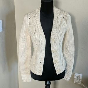 Express Hand Knit Cardigan